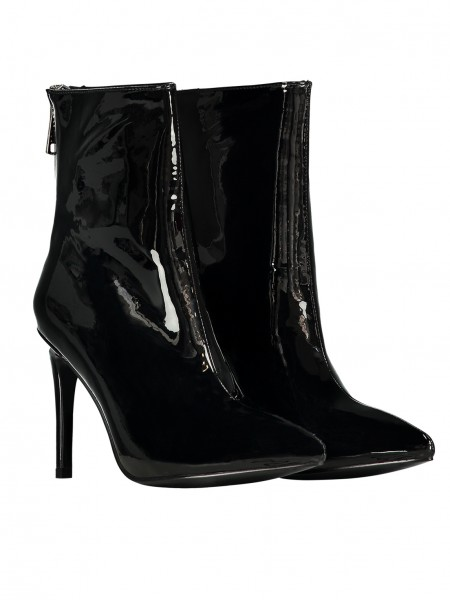 Delight Shine Ankle Boots