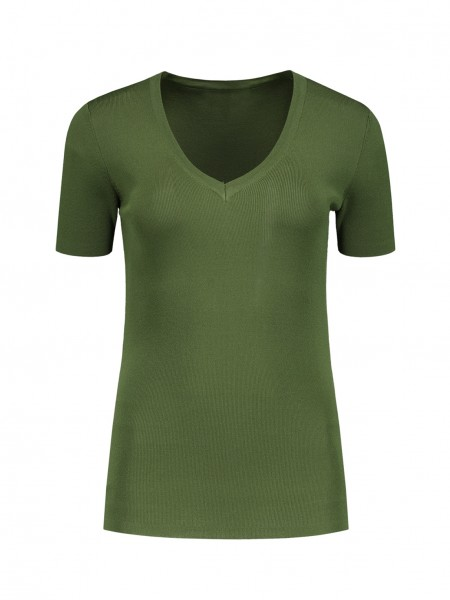 Jolie V-Neck Top