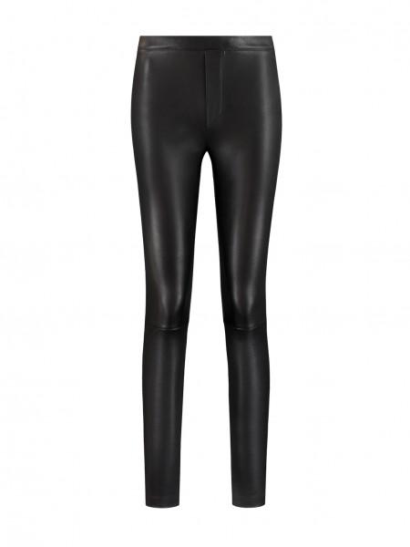 Mylo Stretch Leather Pants