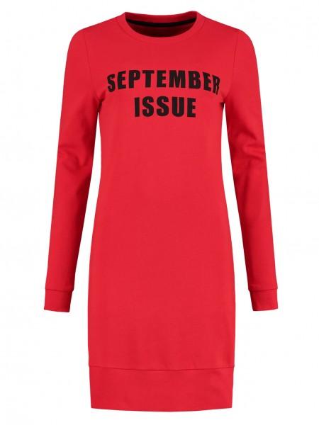 September Issue Sweatdress