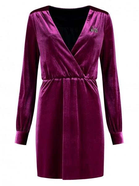 Rozene Wrap Dress
