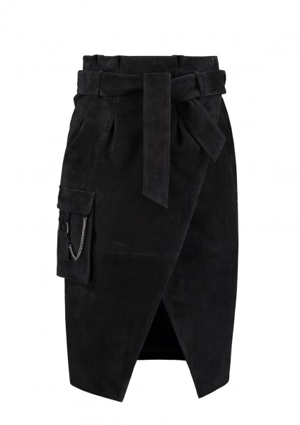 Megan Overlay Skirt
