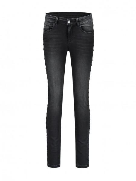 Betty Hexagon Skinny Jeans