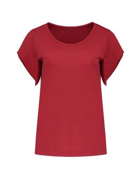 Suzy Frill Sleeve Top
