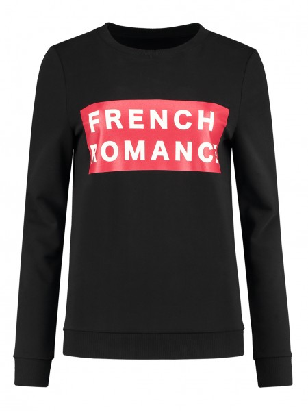 French Romance Sweater