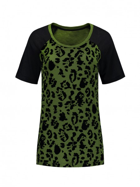 Leopard Flock T-shirt