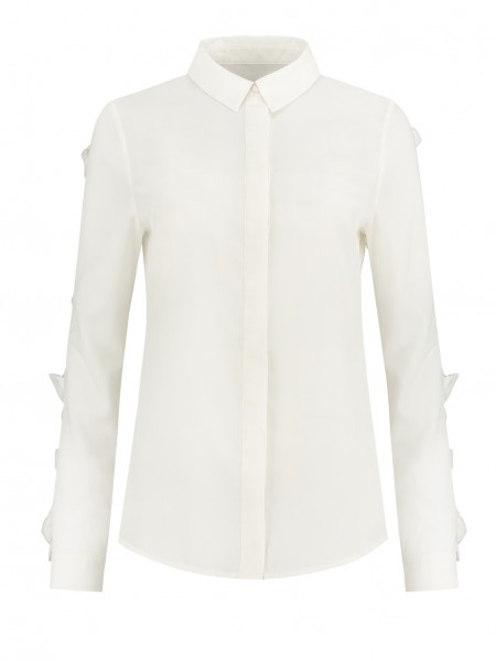 Rena Frill Blouse