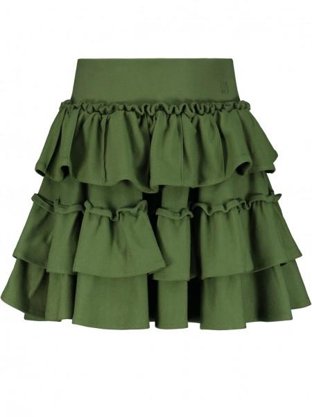 Roma Ruffle Skirt