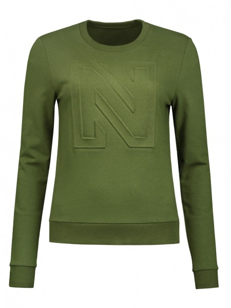 3D N Logo Sweater