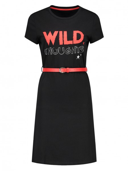 Wild Thoughts Tee Dress